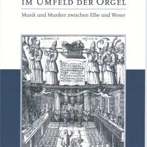 """Buchtitel """"Im Umfeld der Orgel"""""""